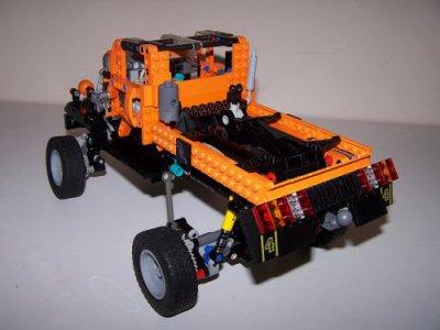 Bricktrucktrial Lego Truck Trial